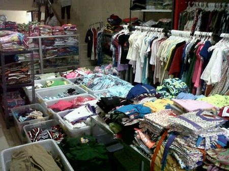 Obral Baju Sisa Export Surabaya