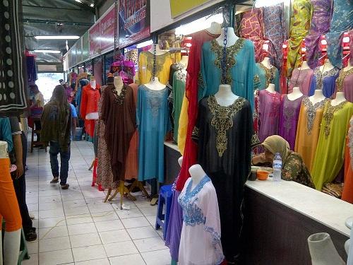 Pusat Grosir Surabaya Baju