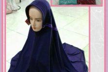 Distributor Jilbab Serut Pita Dewasa Murah Surabaya