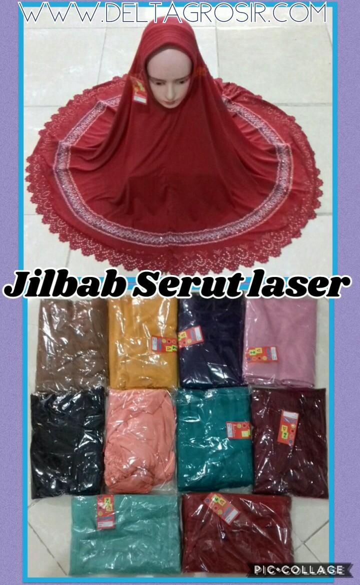 Obral Baju Anak Murah Surabaya Konveksi Jilbab Serut Pita Laser Dewasa Murah Surabaya 27Ribu