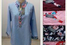 Konveksi Baju Tunik Az Zahra Wanita Dewasa Murah Surabaya