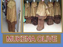 Distributor Mukena Olive Dewasa Murah 92ribuan