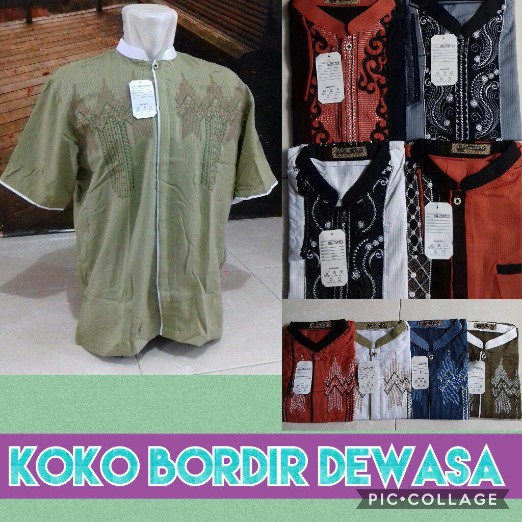 Obral Baju Anak Murah Surabaya Pabrik Koko Bordir Dewasa Murah 45ribuan