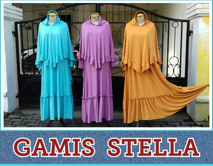 Obral Baju Anak Murah Surabaya Supplier Gamis Stella Perempuan Murah 85Ribuan