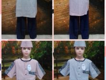 Distributor Baju Koko Pakistan Anak Laki Laki Murah Surabaya