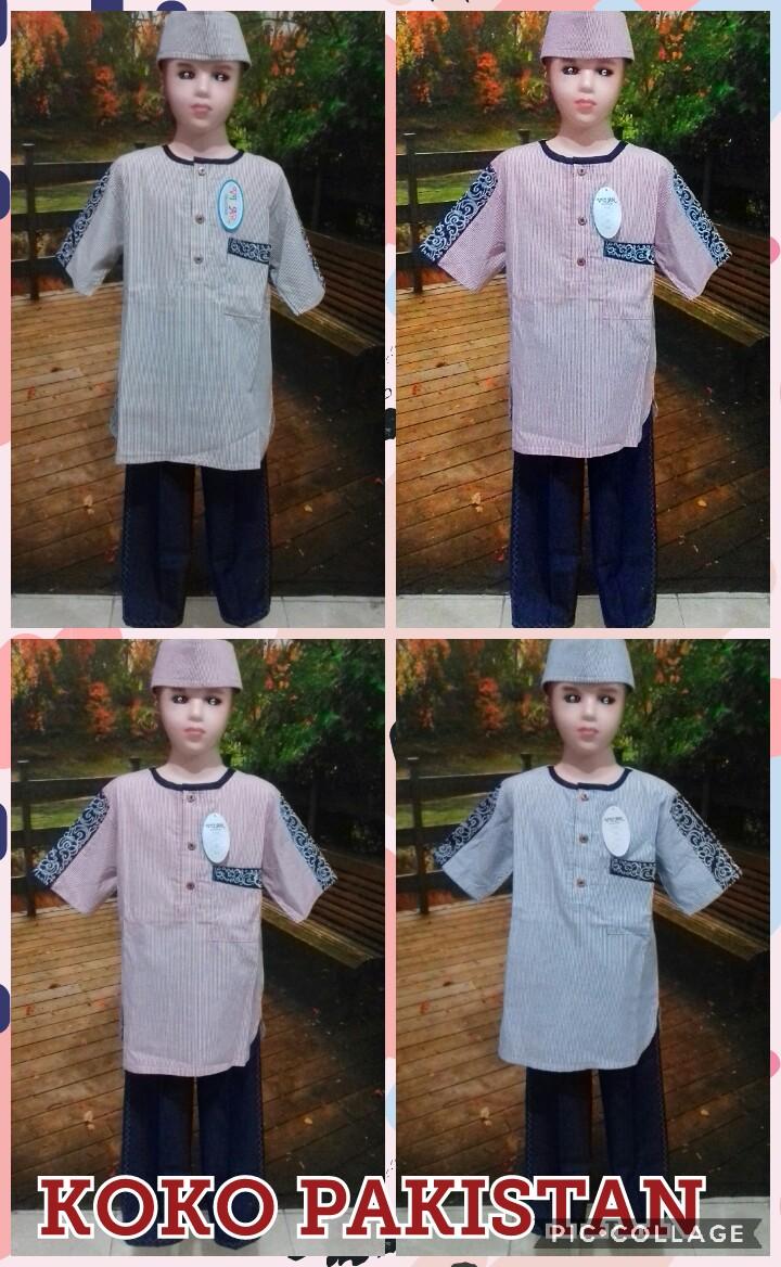 Obral Baju Anak Murah Surabaya Distributor Baju Koko Pakistan Anak Murah 59 Ribuan