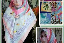Supplier Jilbab Segiempat Maxmara Murah Surabaya 23ribuan