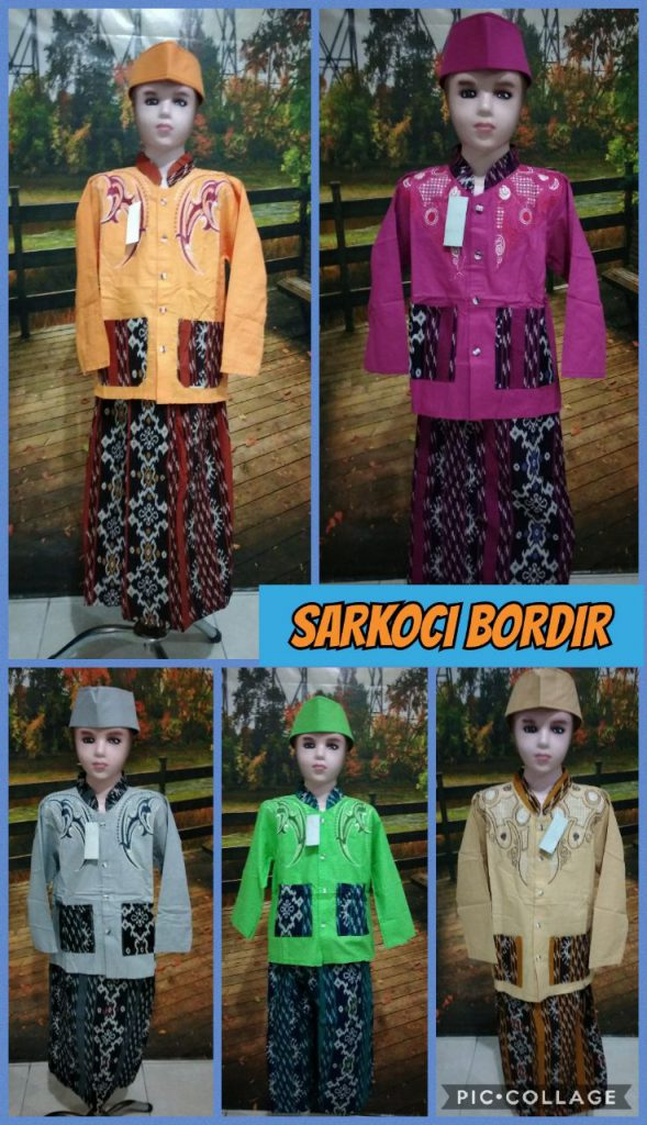 Pabrik Sarkoci Bordir Murah Surabaya 40ribuan