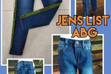 Grosir Jeans List ABG Terbaru Murah 58ribuan