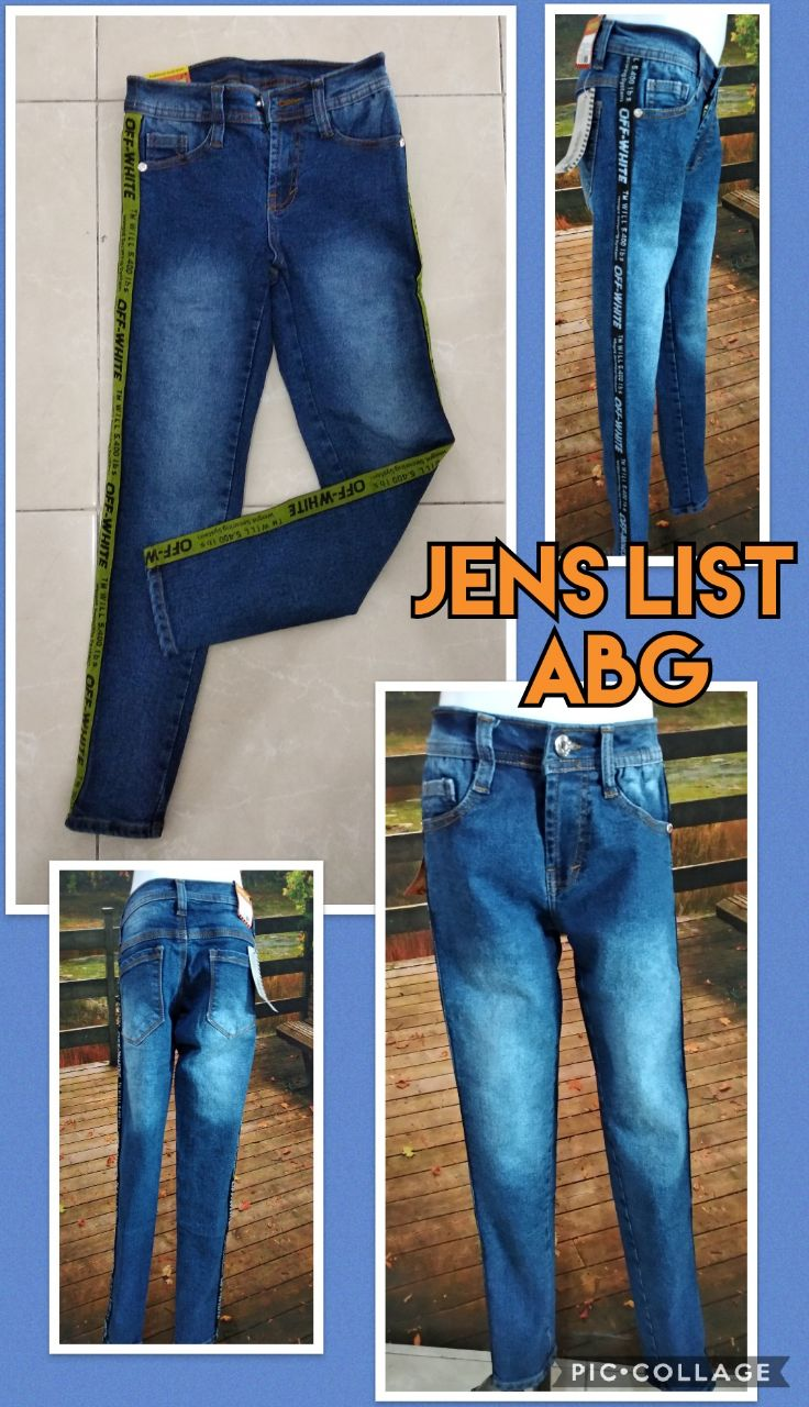 Obral Baju Anak Murah Surabaya Distributor Jeans List ABG Terbaru Murah 58ribuan