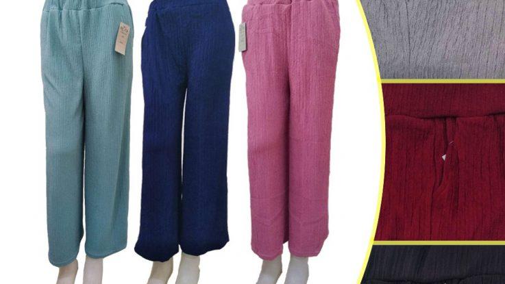 Obral Baju Anak Murah Surabaya Produsen Celana Kulot Wafle Murah 31ribuan