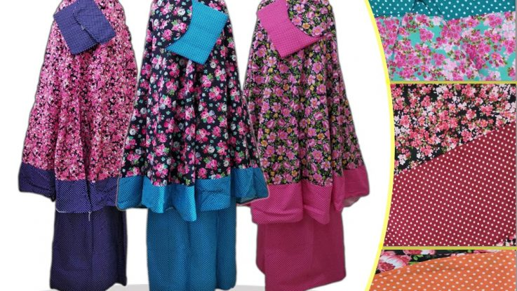 Obral Baju Anak Murah Surabaya Pusat Grosir Mukena Katun Jepang Murah 99ribuan