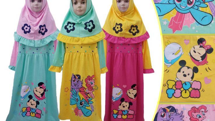 Obral Baju Anak Murah Surabaya Pabrik Gamis Anak Murah 34ribuan