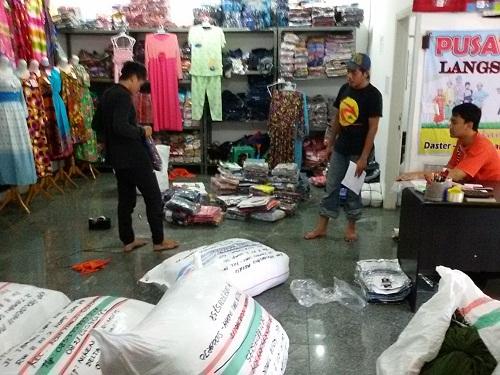 Grosir Baju Murah Surabaya,SMS/WA ORDER ke 0857-7221-5758 Pusat Grosir Surabaya Online