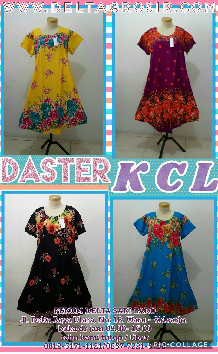 Obral Baju Anak Murah Surabaya Pusat Kulakan Daster KCL Dewasa Model Payung 28Ribu