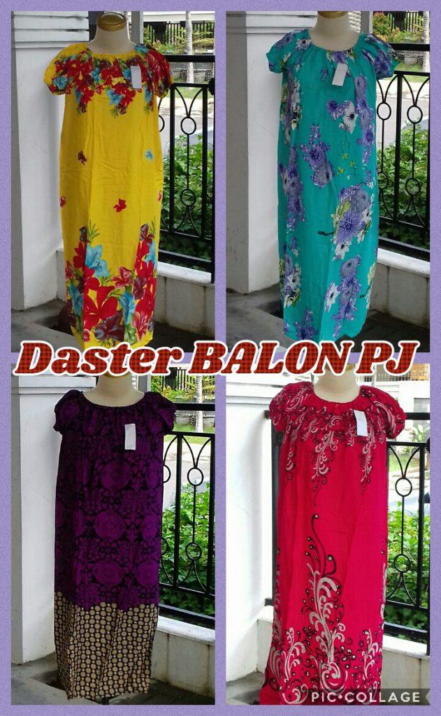 Grosir Baju Murah Surabaya,SMS/WA ORDER ke 0857-7221-5758 Supplier Daster Balon Panjang Dewasa Murah 26Ribu