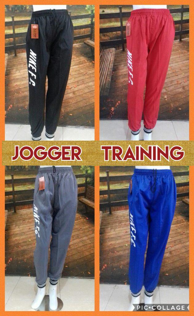 Grosir Baju Murah Surabaya,SMS/WA ORDER ke 0857-7221-5758 Konveksi Celana Jogger Sport Training Dewasa Murah Surabaya 26Ribu