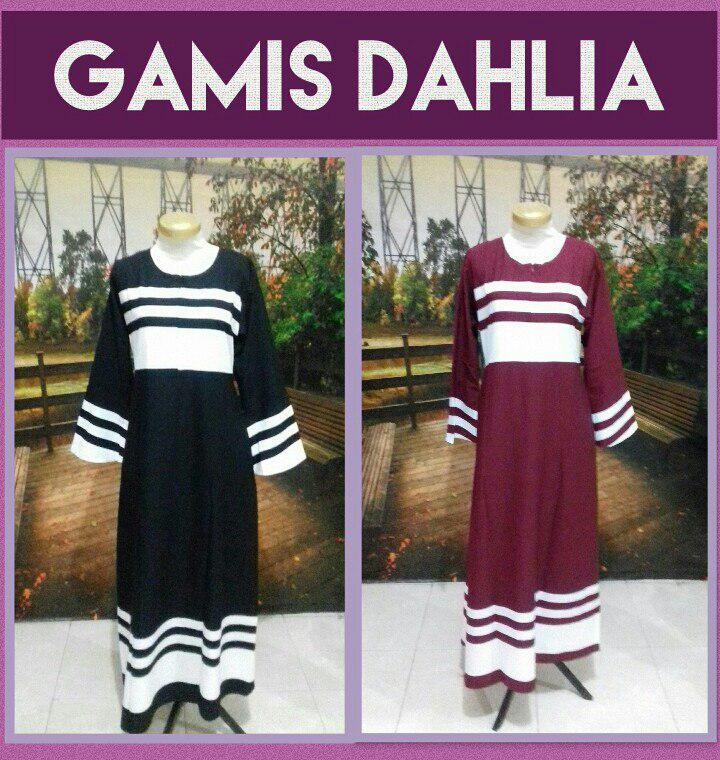 Grosir Baju Murah Surabaya,SMS/WA ORDER ke 0857-7221-5758 Produsen Gamis Dahlia Dewasa Murah 74ribuan