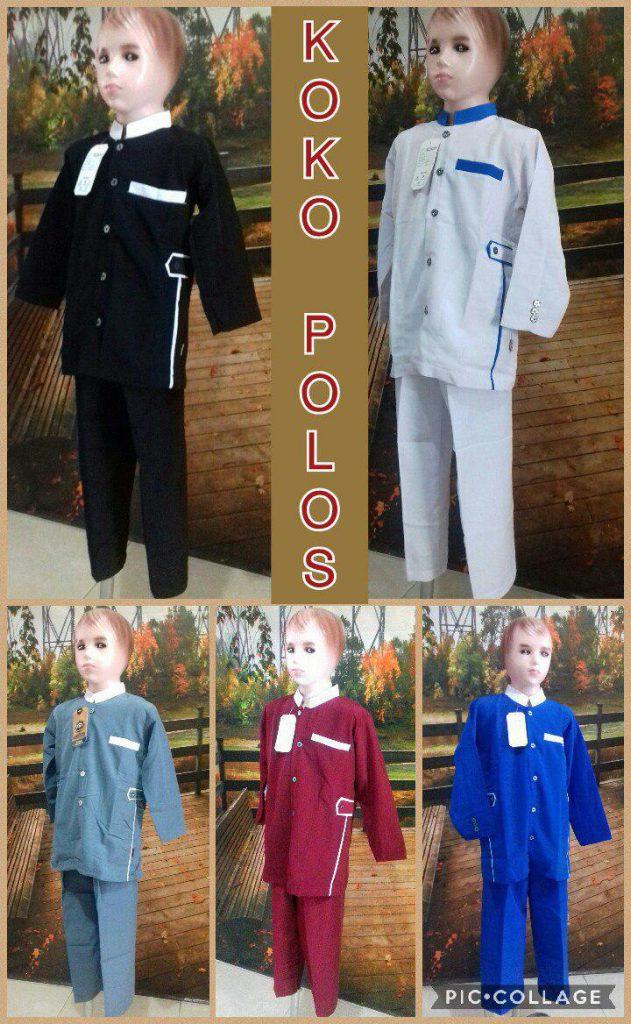 Grosir Baju Murah Surabaya,SMS/WA ORDER ke 0857-7221-5758 Supplier Koko Polos Anak Murah 50ribuan