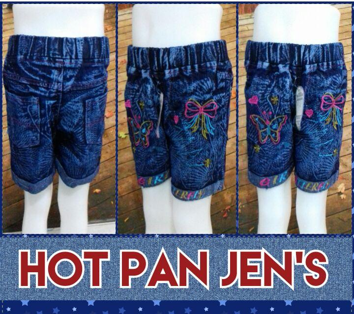 Obral Baju Anak Murah Surabaya Kulakan Celana Hotpant Jeans Anak Perempuan Murah 32Ribu