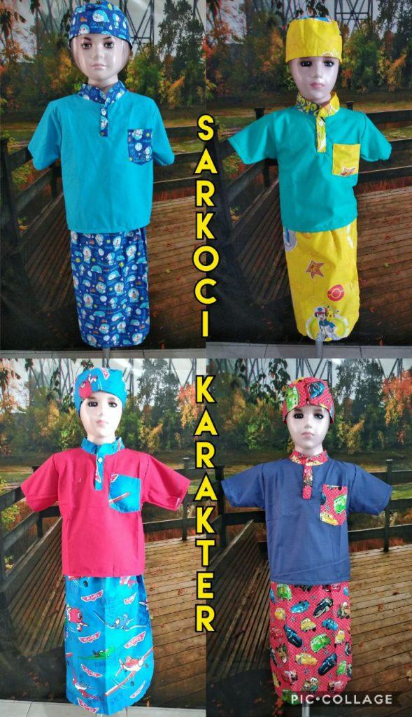 Grosir Baju Murah Surabaya,SMS/WA ORDER ke 0857-7221-5758 Konveksi Sarkoci Karakter Anak Murah 35ribuan