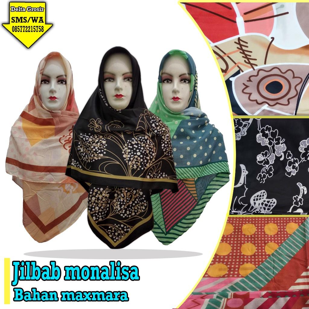 Grosir Baju Murah Surabaya,SMS/WA ORDER ke 0857-7221-5758 Pusat Kulakan Jilbab Dewasa Murah 20ribuan