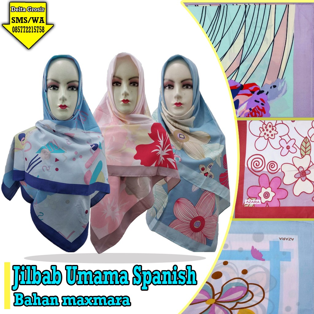 Grosir Baju Murah Surabaya,SMS/WA ORDER ke 0857-7221-5758 Supplier Jilbab Umama Murah 18ribuan