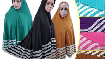 Obral Baju Anak Murah Surabaya Obral Jilbab Dewasa Syar'i Murah di Surabaya