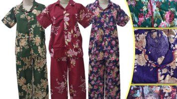 Obral Baju Anak Murah Surabaya Pabrik Piyama Katun Jepang Murah di Surabaya