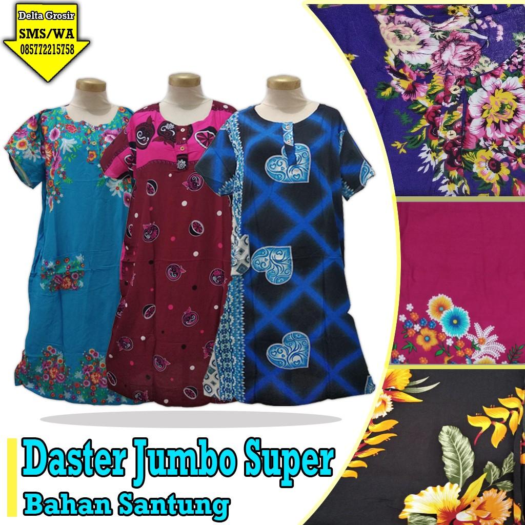 Grosir Baju Murah Surabaya,SMS/WA ORDER ke 0857-7221-5758 Produsen Daster Jumbo Super Murah di Surabaya
