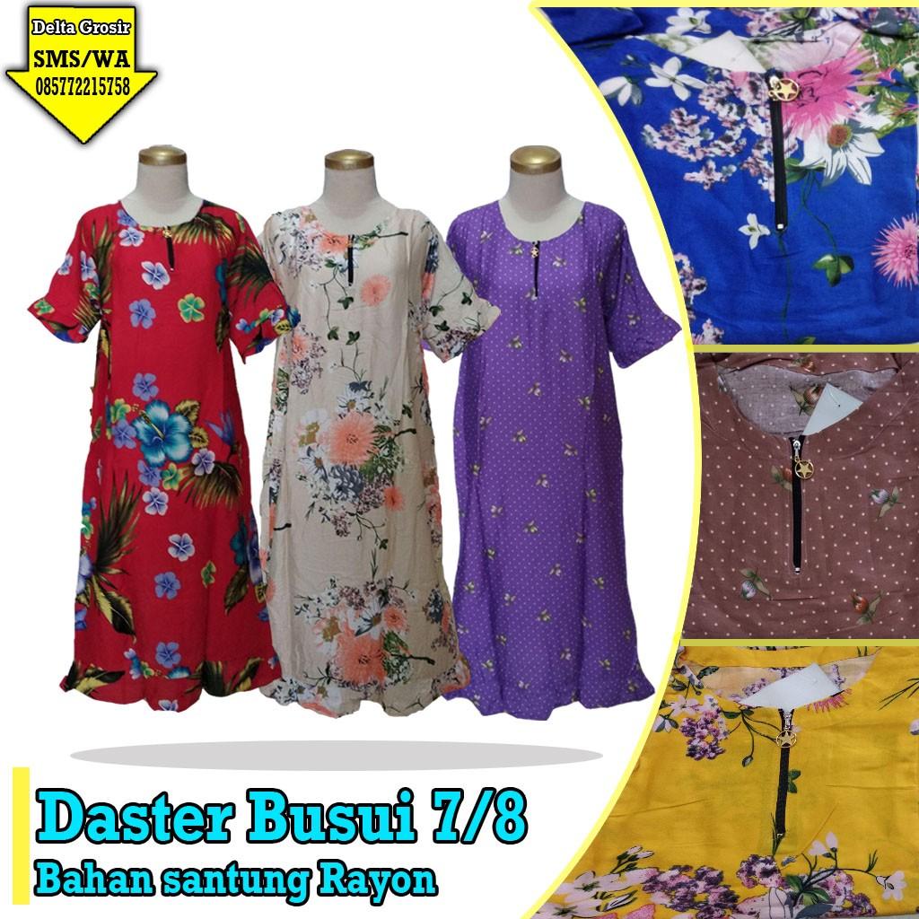 Grosir Baju Murah Surabaya,SMS/WA ORDER ke 0857-7221-5758 Pusat Kulakan Daster Busui Murah di Surabaya