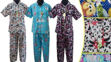Obral Baju Anak Murah Surabaya Distributor Piyama Catra Celana Panjang Murah di Surabaya