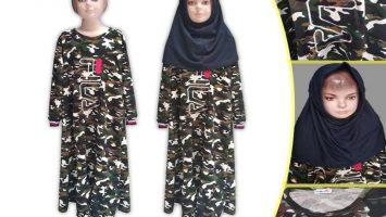 Obral Baju Anak Murah Surabaya Konveksi Gamis DNA Terry Anak Murah di Surabaya