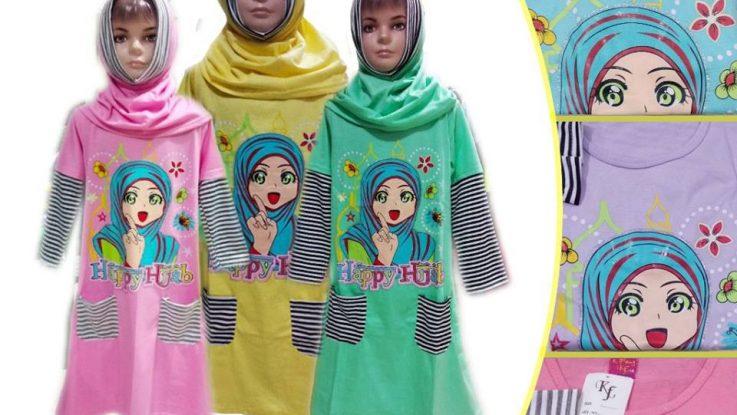 Obral Baju Anak Murah Surabaya Grosir Gamis Kafang Anak Murah di Surabaya