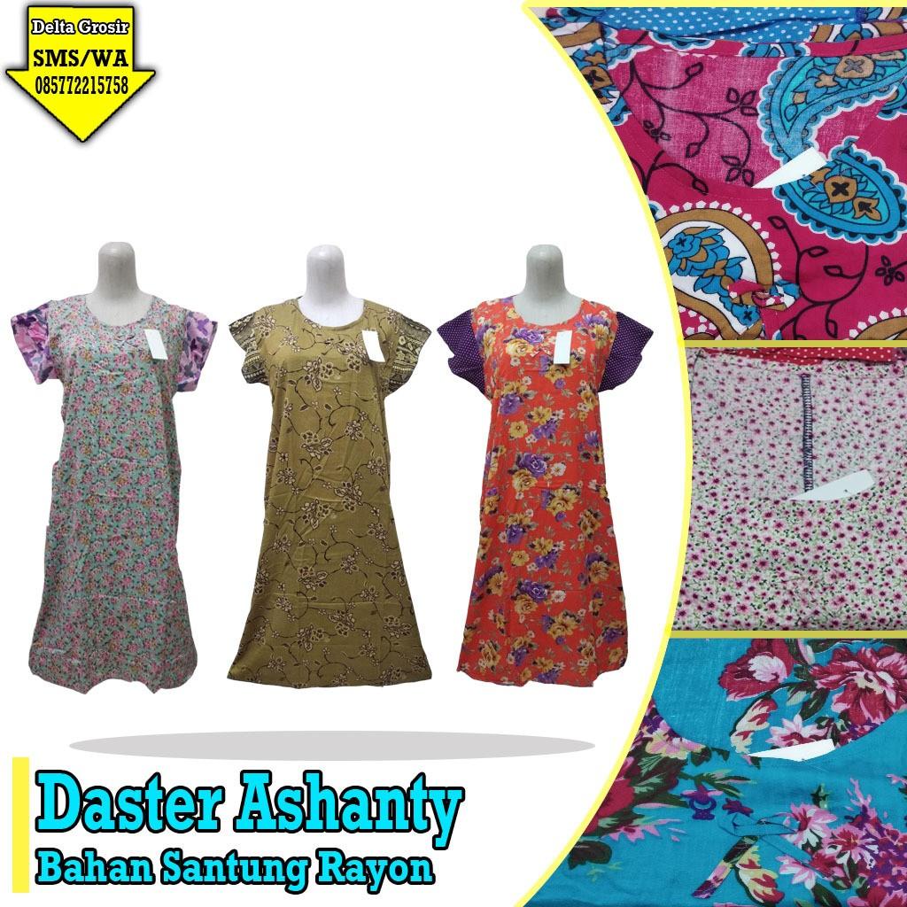 Grosir Baju Murah Surabaya,SMS/WA ORDER ke 0857-7221-5758 Supplier Daster Ashanty Murah